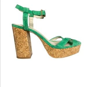 Shellys London Block Heel Sandals